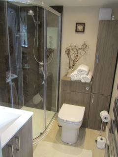 Fully equipped Shower room / w.c