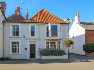 The Old Gordon House in Aldeburgh High Street