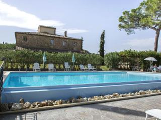 Holiday lodging near Pienza S