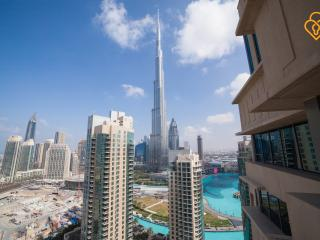 Downtown 29 Boulevard / 2 Bedroom 2806, Dubaï