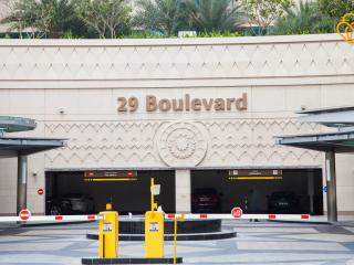 Downtown 29th Blvrd one bed 2601, Dubai