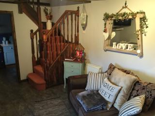 Olive Barn One Bed Beautiful vintage style Barn, Forest of Dean