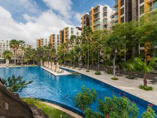 3 brms resort-style condo near EXPO, CBP, airport, Singapur