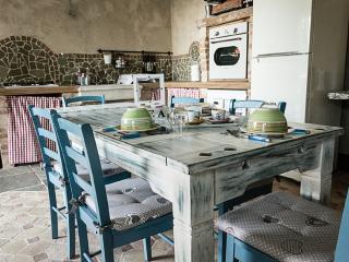 Caratteristico rustico nel verde Monferrato
