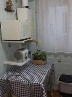 Todos los electrodomésticos.