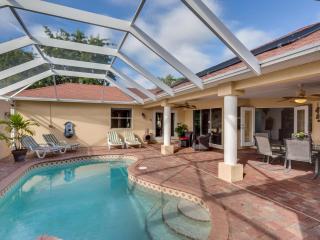 The Patio - großzügiges Haus mit Pool und Spa, Cape Coral