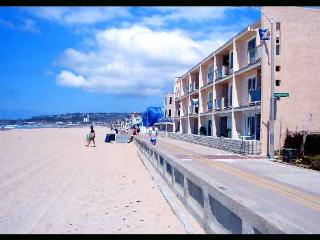 Sunset Sands Ocean Front Vacation Rental, San Diego