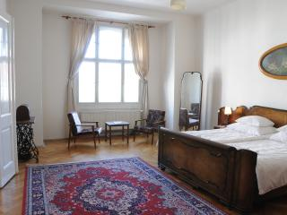 Apartment 4A Spacious 2 BR near Center Old Town, Praga