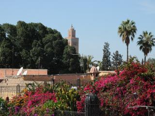 Riad luxe a Marrakech Medina pas cher et central