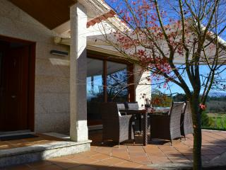 Lar da Vieira: jardín, piscina, wifi, playa, Tomiño