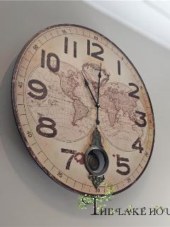 Cameo - clock