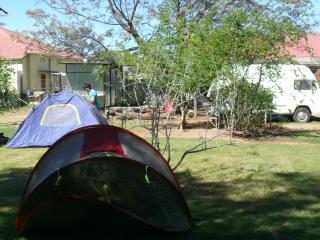 De Oude Schuur Campsite, Bethulie