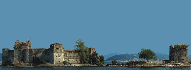 castelli di Cannero Cannero castles