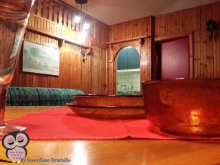 Appartamento in legno con cucù al monte Terminillo
