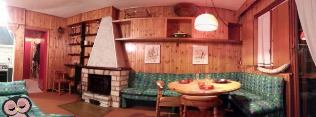 La casa del cucù. Delizioso e confortevole appartamento sul monte Terminillo