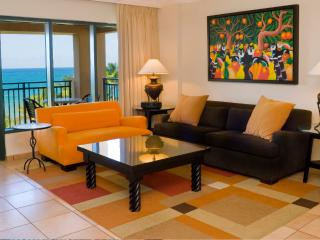Beachfront Villa at Wyndham Rio Mar Beach Resort