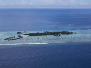 The Ultimate-From-It-All Destination, Olhuveli Island