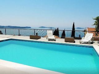 2 bedroom apart & pool & terrace, Dubrovnik