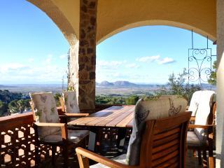 Ferienhaus Casa Mas Tomasi - WiFi - Pool - Klima - Panoramaview - bis 8 Pers.