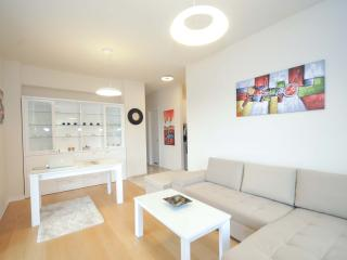 Deluxe one bedroom apartment in ''Tre Canne'', Budva