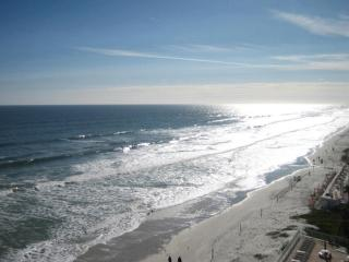 Direct Oceanfront Penthouse Condo, Daytona Beach Shores