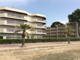 Desde la terraza a 10 m de la playa, Cambrils