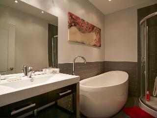 Classy comfortable condo + basement