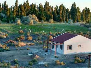 cabaña cerca del río Chubut.  A 7km del centro.