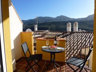 Traditional Spanish mountain village retreat