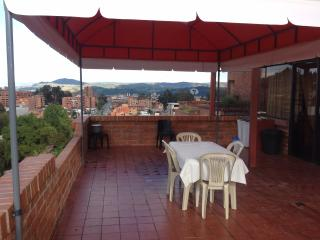 Beautiful Turnkey Cuenca Condo with The Best View, 2 Bed, Huge Terrace.
