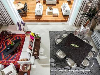 FABULOUS LIVING at Residence GRAND LUXXE LOFT 3BR Nuevo Vallarta  Margan