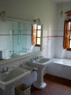 Bathroom at first floor