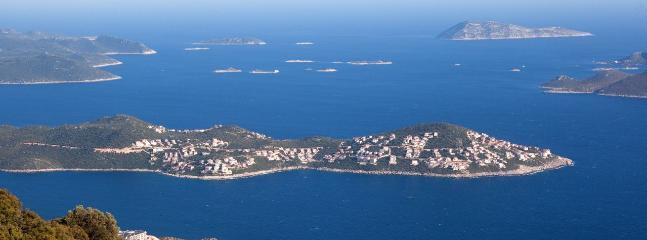 Kas peninsula