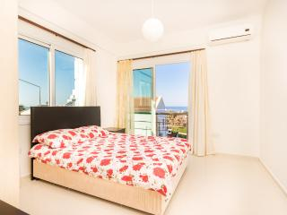 Sky Blue apartment in Lapta!