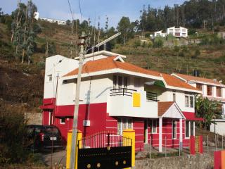 Scenic and quiet villa in an excellent location, Kodaikanal