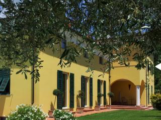 appartamento in villa area 5 terre