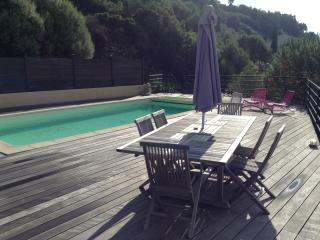 Villa sur les hauteurs  de Bastia, Ville-di-Pietrabugno