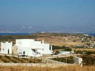 Large multi-family home with pool, Naoussa