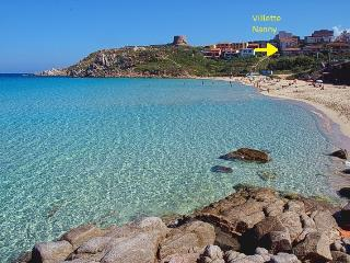 Villetta Nanny 2, 50 meters from the beach