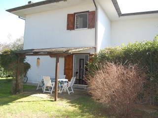 Villino indipendente in trifamiliare, Sabaudia