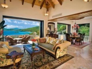 Gorgeous 5 Bedroom Villa in Peter Bay, St. John