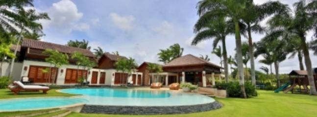 Gorgeous 8 Bedroom Villa in Casa de Campo, La Romana