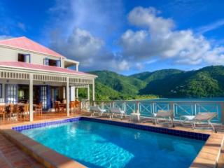Beautiful 5 Bedroom Villa in Brewers Bay, Tortola