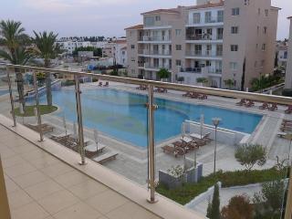 Elysia Park 2 bdr apt 4-203 in a luxury complex, Paphos