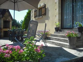 Gîte proche de Sarlat avec linge et wifi, Prats-de-Carlux