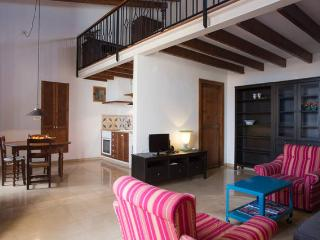 A beautiful spacious roof top apartment  on Artá, Arta