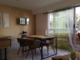Appartement avec Jacuzzi et piscine résidentielle, Montpellier de Medillan