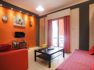 Central&Stylish 4 Bedroom Flat v.o, Atenas