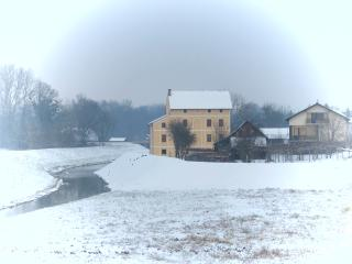 Slomskov Mill and Mill House