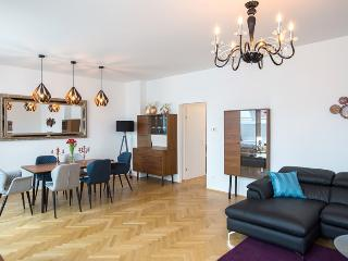 130m² Inner City Deluxe Penthouse for 6 to 8 II, Vienna